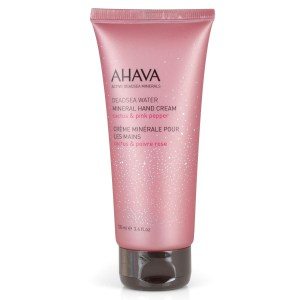 AHAVA Mineral Hand Cream - Cactus and Pink Pepper