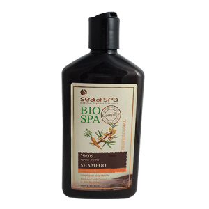 Shampoo to strengthen hair roots Bio Spa