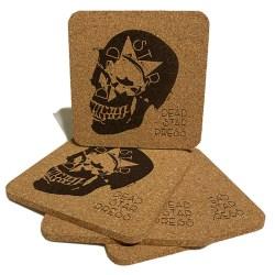 Dead Star Press Coasters