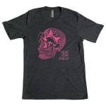 Dead Star Press Pink Logo Tee