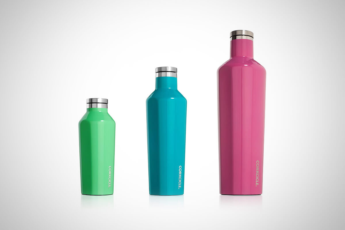 Corkcicle Canteen Thermal Flask Colours
