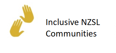 Inclusive NZSL Communities