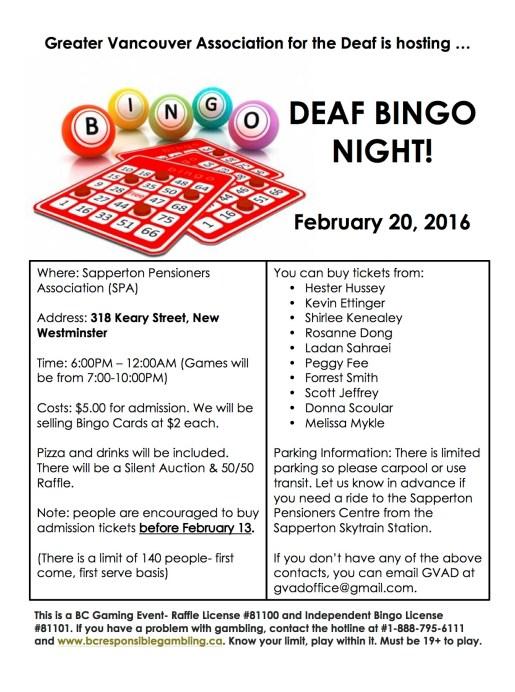 Deaf Bingo FlyerFINAL
