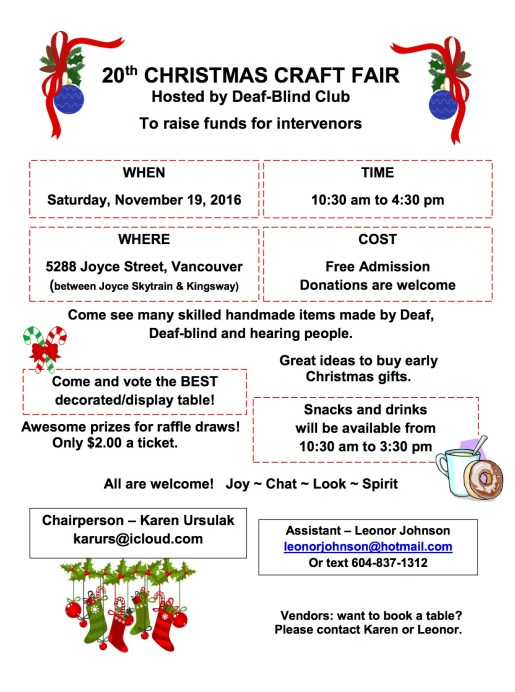 flyer-20th-deafchristmascraftfair-2016