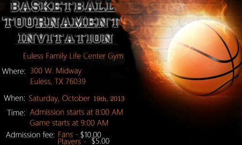 dfw basketball tournament 2013