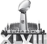 Super Bowl 48 logo