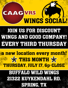 wings social july