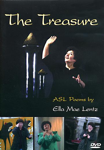The Treasure DVD