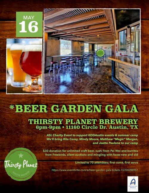 beer garden gala may 2015 austin flyer