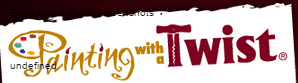 painting with twist logo