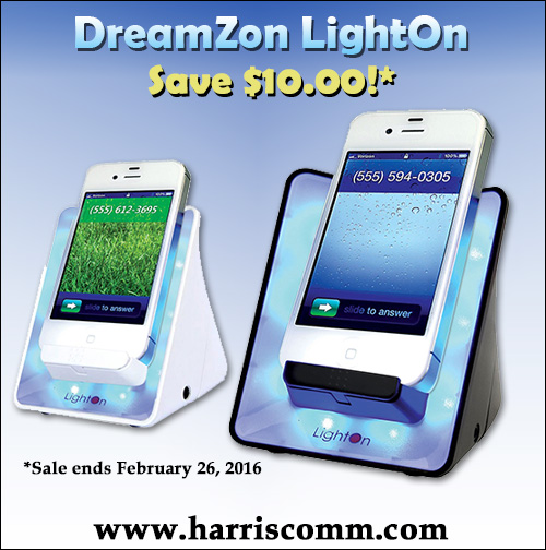 DreamZonLightOn