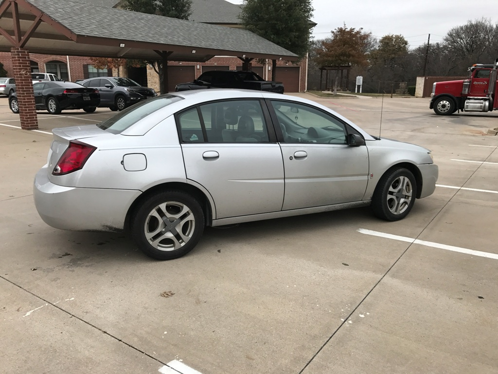 Saturn saturn 2004 : 2004 Saturn Ion for Sale – Deaf Network of Texas