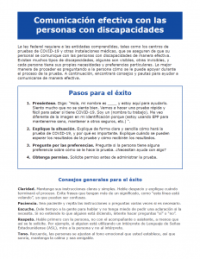 Successful-Communication-with-People-with-Disabilities-ES Page One