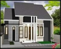 Bentuk Atap Rumah 8×10