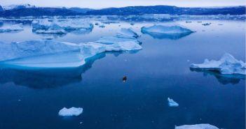 Groenlandia se derrite rápidamente, ¿El fin del planeta?