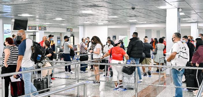 Turismo inicia recibimientos dominicanos ausentes