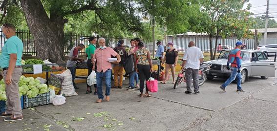 Inespre retoma ventas alimentos en Santiago