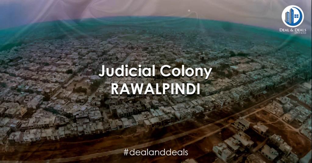 Judicial Colony Rawalpindi - Deal and Deals