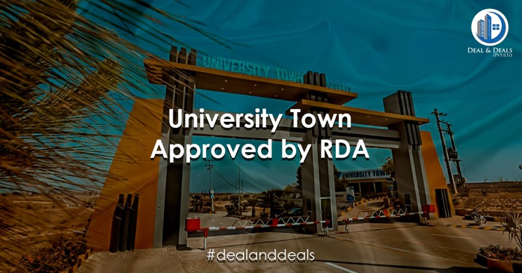 University Town Approved by RDA - Deal and Deals