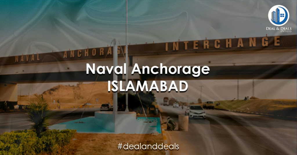 Naval Anchorage Islamabad - Deal & Deals
