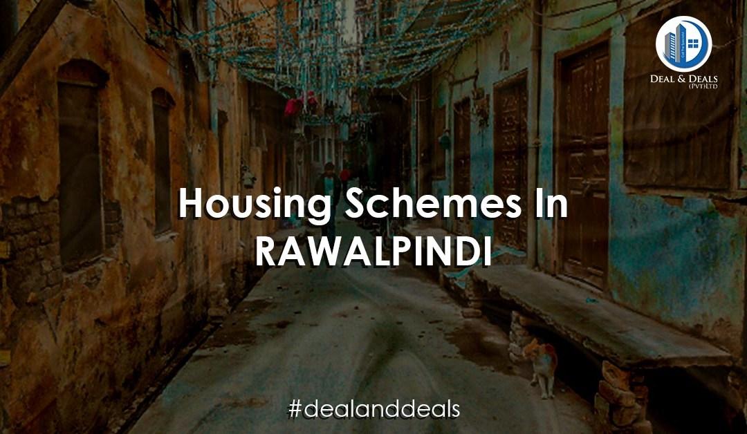 Housing Schemes in Rawalpindi