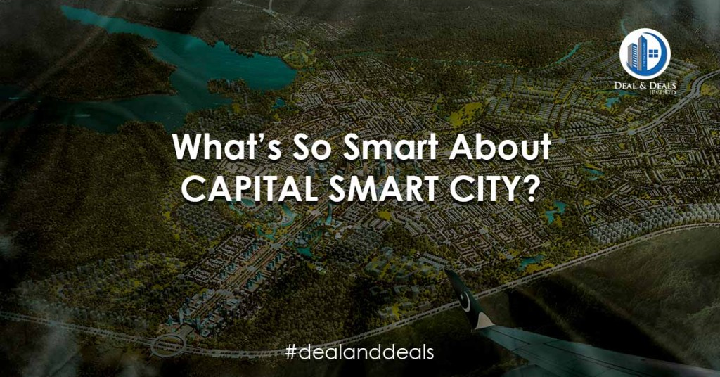 What's So Smart About Capital Smart City