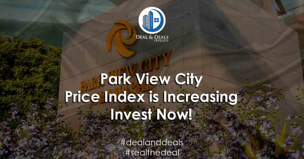 Park View City Price Index is Increasing Invest Now