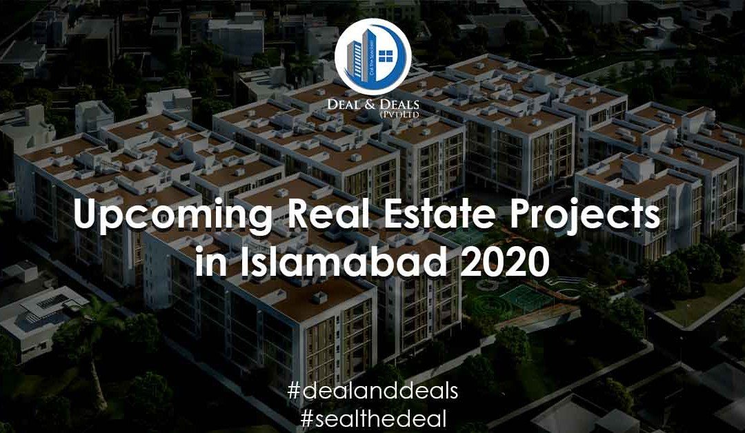 Upcoming Real Estate Projects in Islamabad 2020
