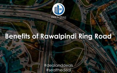 Benefits of Rawalpindi Ring Road For Blue World City Islamabad