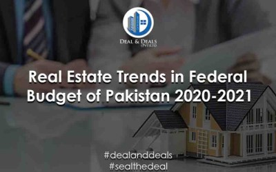 Real Estate Trends in Federal Budget of Pakistan 2020-2021