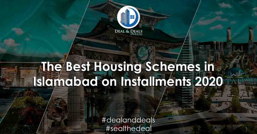 Best Housing Schemes in Islamabad on Installments 2020