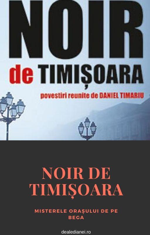 Noir de Timișoara – misterele orașului de  pe Bega