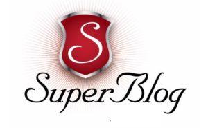 SuperBlog logo
