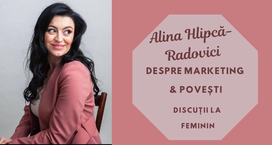 Alina Hlipcă-Radovici