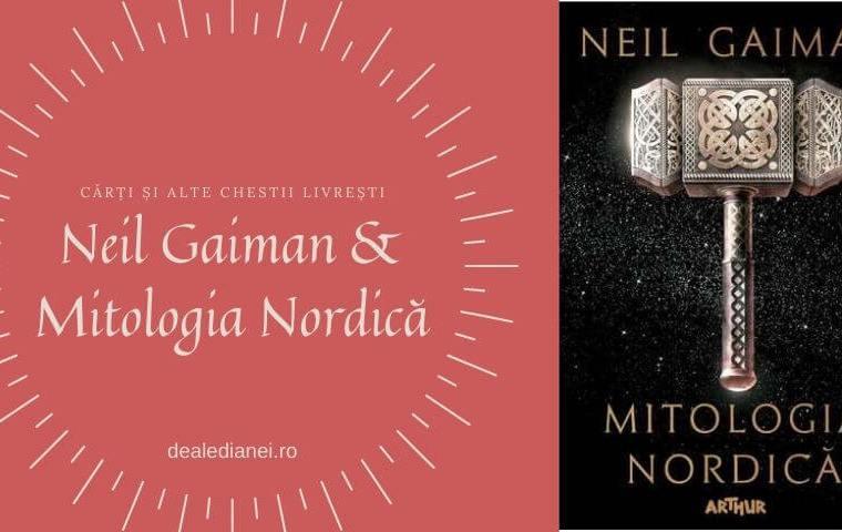 Neil Gaiman și Mitologia nordică