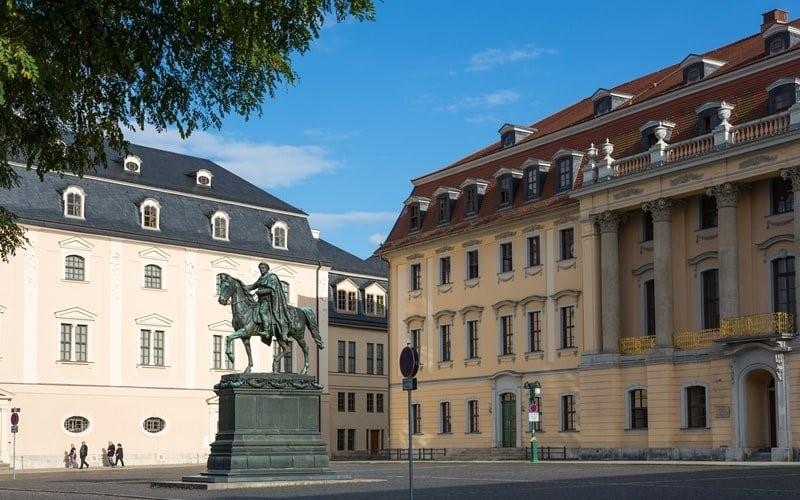 Biblioteca Anna Amalia Weimar