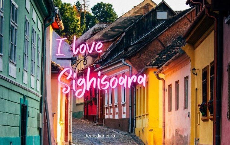 I love Sighișoara
