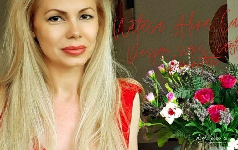 Natașa Alina Culea. Despre scris, cărți și feminitate