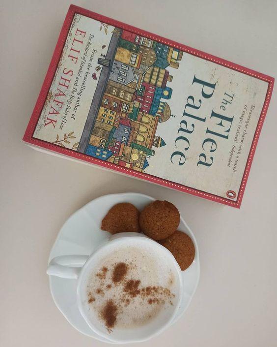 ce am mai citit - palatul puricilor