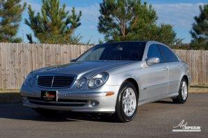 2003 MercedesBenz E320 Sport | Art & Speed Classic Car