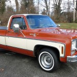 My First Vehicle 76 Chevy Pickup Mommy S Block Party