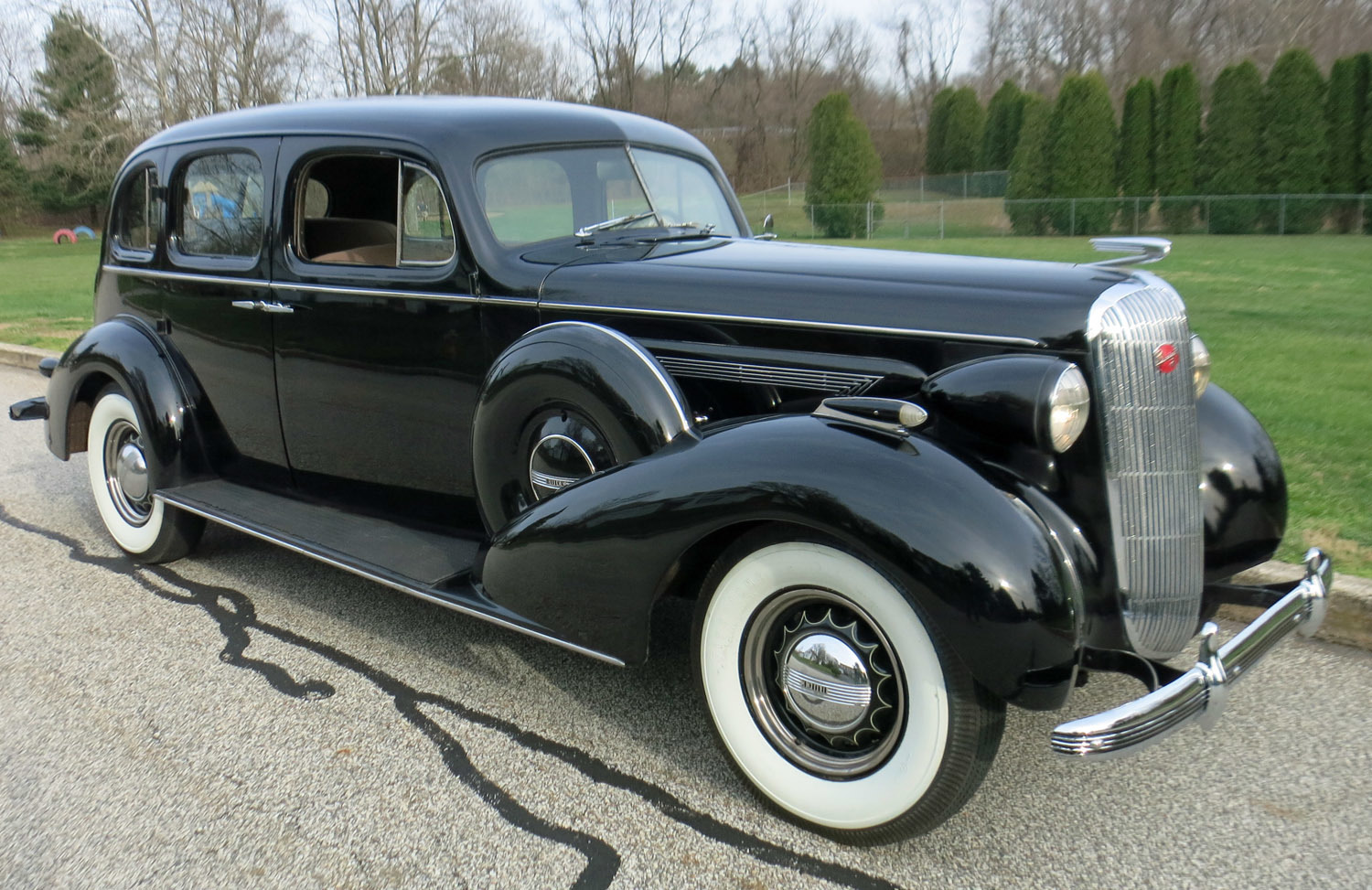 1937 Buick Coupe Restoration