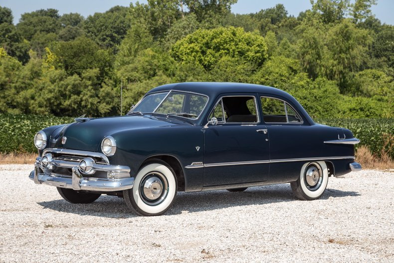 1951 Ford Custom Deluxe   Fast Lane Classic Cars