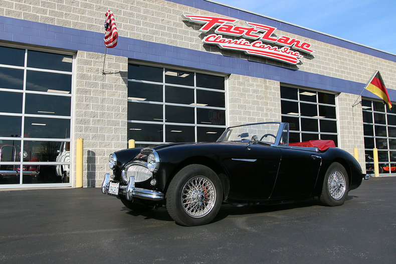 Sold Inventory   Fast Lane Classic Cars   Fast Lane Classic Cars 1964 Austin Healey 3000