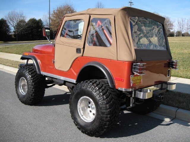 1979 Jeep CJ7 1979 Jeep CJ5 For Sale To Buy Or Purchase
