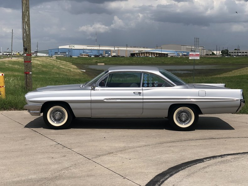 1961 Pontiac Catalina 425A for sale  92936   MCG     1961 1961 Pontiac Catalina 425A For Sale