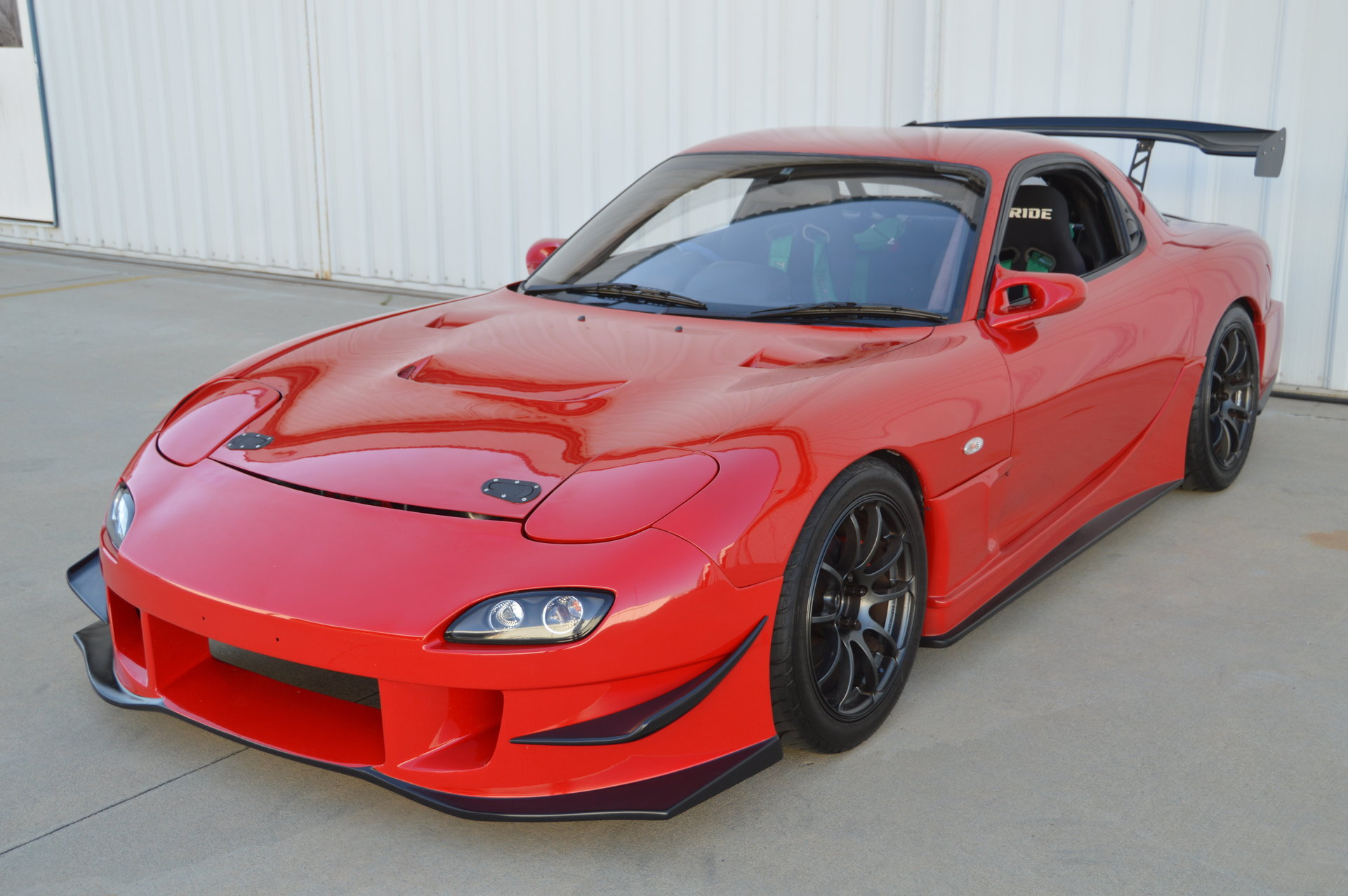 Mazda Fd3s Rx 7 Import Tuner Magazine View All Page - Modern Home