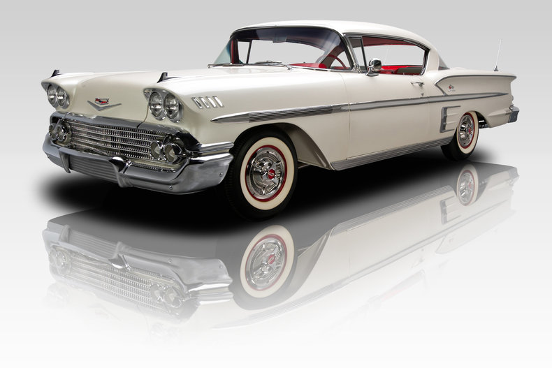 134260 1958 Chevrolet Impala   RK Motors Classic and Performance     For Sale 1958 Chevrolet Impala