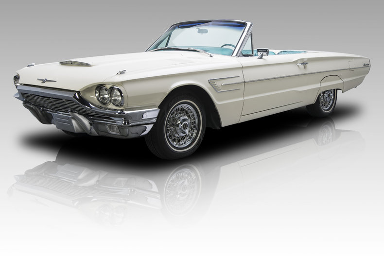 135666 1965 Ford Thunderbird   RK Motors Classic and Performance     356452 1965 ford thunderbird low res