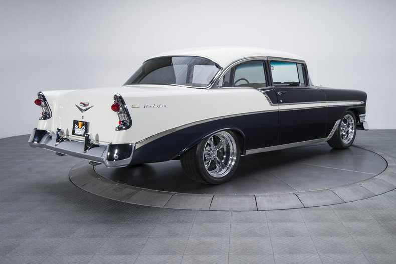 1956 Chevrolet Bel Air For Sale   All Collector Cars 1956 Chevrolet Bel Air 1